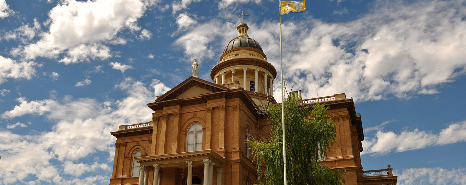 Auburn Courthouse in Placer County