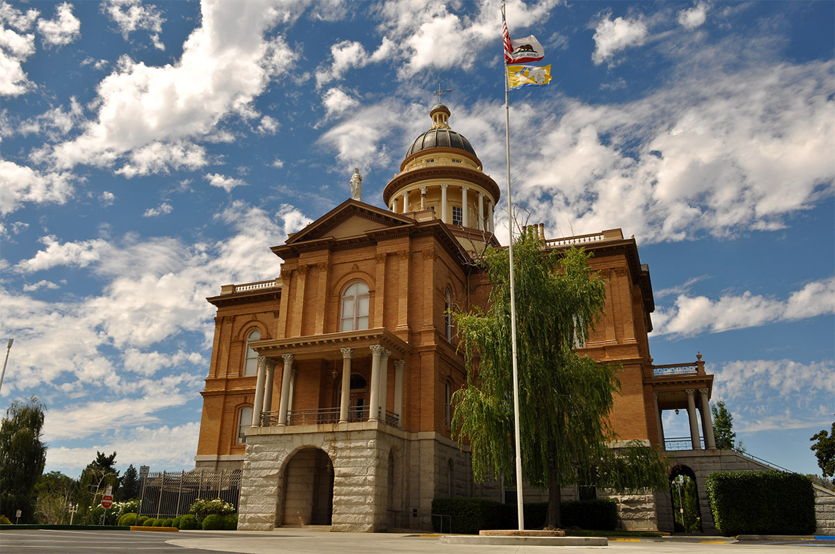 Auburn California United States Courthouse