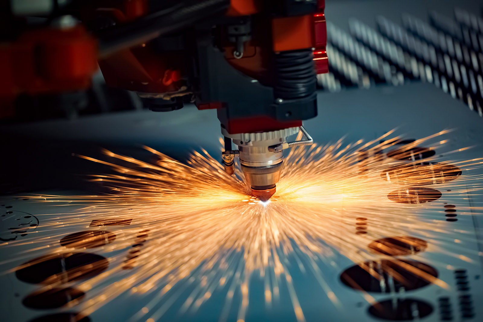 Laser cutting in Sacramento